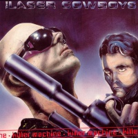 Laser Cowboys - Ultrawarp