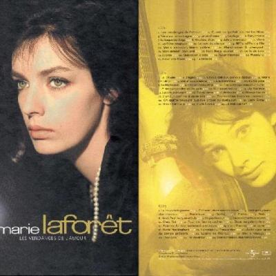 Marie Laforet - Moi je voyage