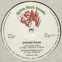 Stefano Pulga - Love Taker (Instrumental)