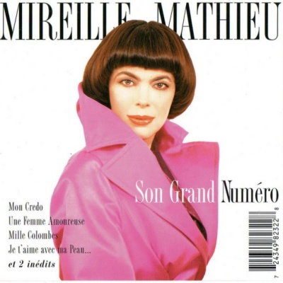 Mireille Mathieu - Son Grand Numero Cd1 (Album)
