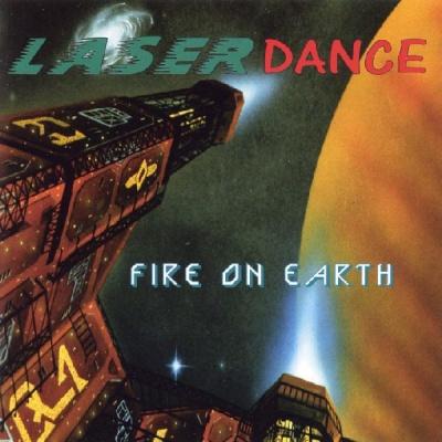 Laserdance - Fire On Earth (Album)