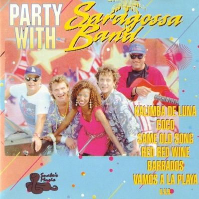 Saragossa Band - Party With Saragossa Band (Album)
