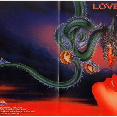 Lime - Love Fury (Album)