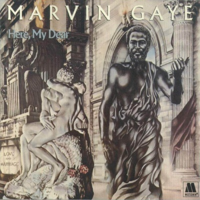 Marvin Gaye - Here, My Dear (Album)