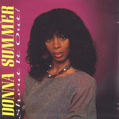 Donna Summer - Shout It Out! (Album)