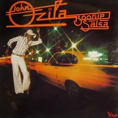 John Ozila - Boogie Salsa (Album)