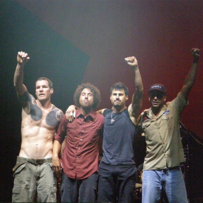 Rage Against The Machine - Check The Rage Out