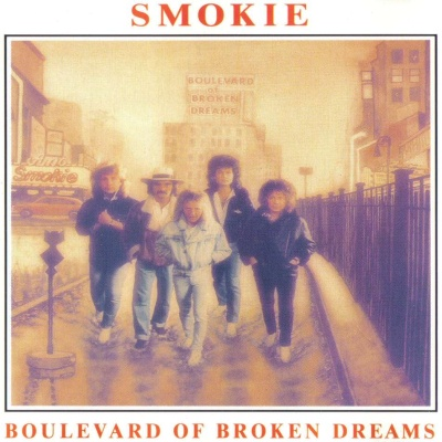Smokie - Boulevard Of Broken Dreams (Album)