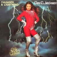 Dee D. Jackson - Thunder & Lightning (LP)