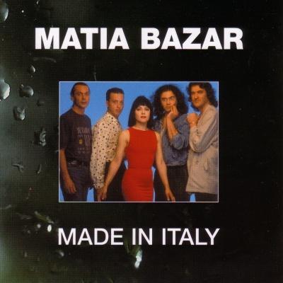 Matia Bazar - Made In Italy (Album)