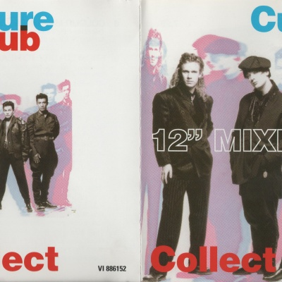 Culture Club - 12'Mixes Plus Collect (Album)