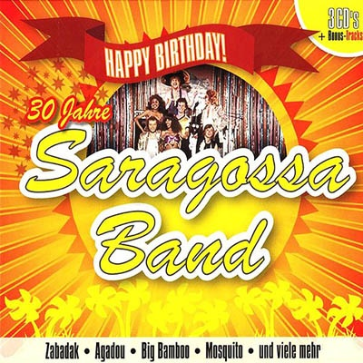 Saragossa Band - Happy Birthday CD1 (Album)