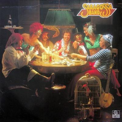 Saragossa Band - Rasta Man