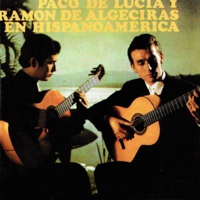 Paco De Lucía - En Hispanoamerica (LP)