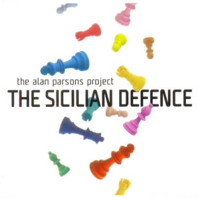 The Alan Parsons Project - The Sicilian Defence (LP)