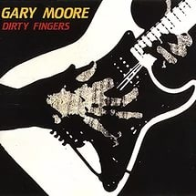 Gary Moore - Dirty Fingers (Album)