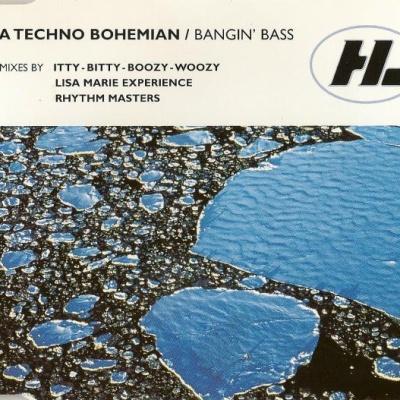 Klubbheads - Bangin' Bass (EP)