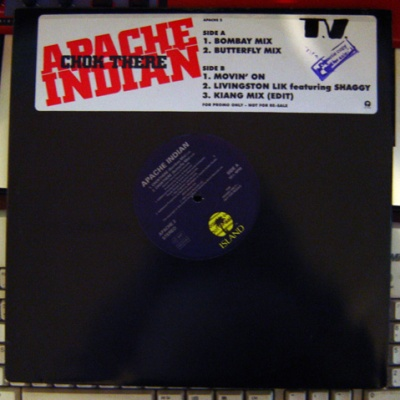 Apache Indian - Chok There (Maxi Vinyl) (Single)