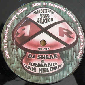 Armand Van Helden - Hardsteppin Disko Selection (EP)