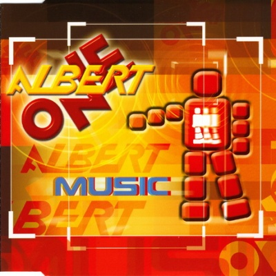 Albert One - Music (CDM) (Single)