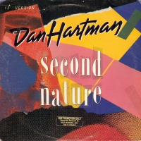 Dan Hartman - Second Nature (12'') (Promo)