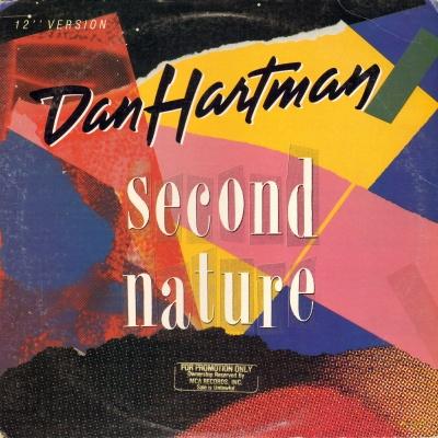 Dan Hartman - Second Nature (12'') (Promo)