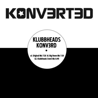 Klubbheads - Konv3rt (EP)