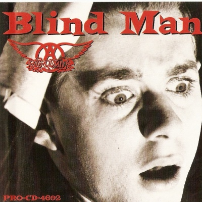 Aerosmith - Blind Man (LP)