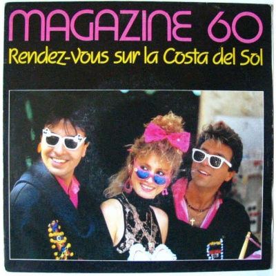 Magazine 60 - Costa Del Sol (Album)