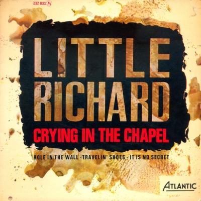 Little Richard - Cryin' In The Chapel (Atlantic EP) (EP)