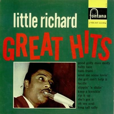 Little Richard - Little Richard Great Hits
