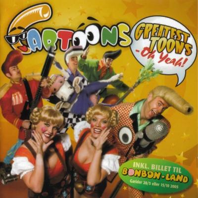 Cartoons - Greatest Toons (Album)