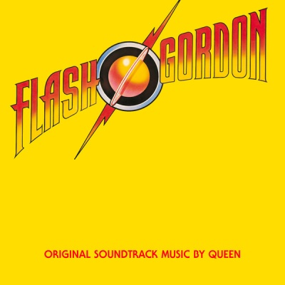 Queen - Flash Gordon (Original Soundtrack Music By Queen) (Soundtrack)