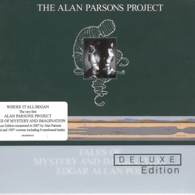 The Alan Parsons Project - Tales Of Mystery And Imagination. Edgar Alan Poe (DeLuxe Edition) (CD 1) (LP)