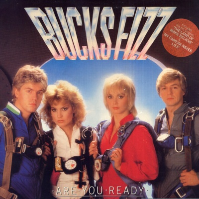 Bucks Fizz - Are You Ready (LP)