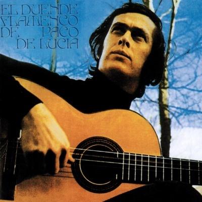 Paco De Lucía - El Duende Flamenco De Paco De Lucia (LP)