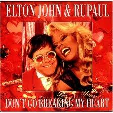 Elton John - Don't Go Breaking My Heart (Compilation)