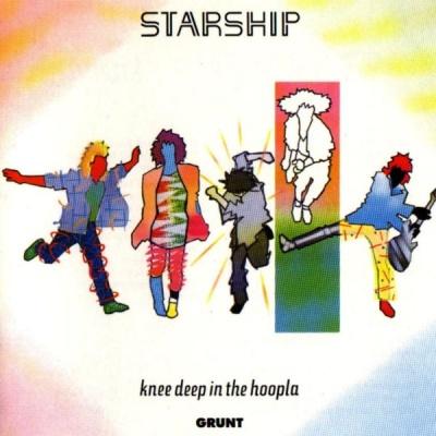 Starship - Knee Deep In The Hoopla (LP)