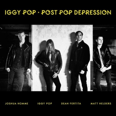 Iggy Pop - Post Pop Depression (Album)