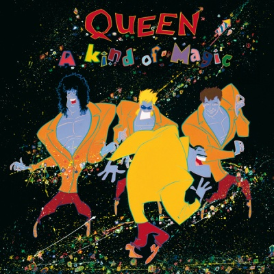Queen - A Kind Of Magic (Deluxe Edition) (LP)