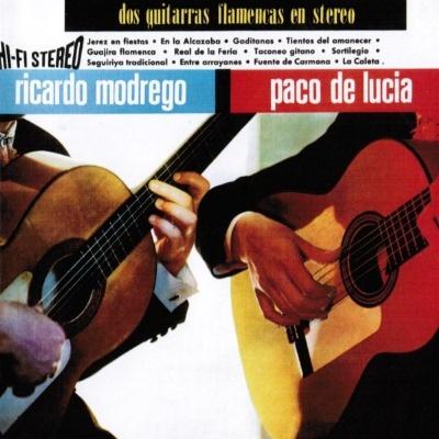 Paco De Lucía - Dos Guitarras Flamencas En Stereo (LP)