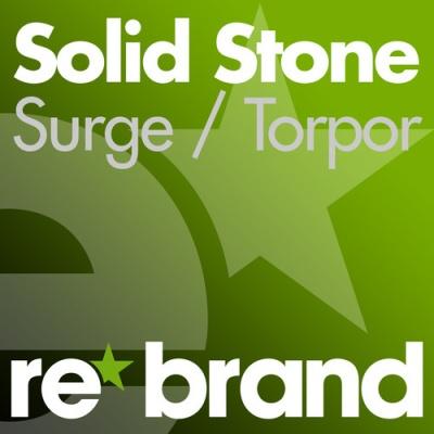 Solid Stone - Surge / Torpor (Single)