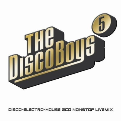 The Disco Boys - Volume 5 CD1 (Compilation)