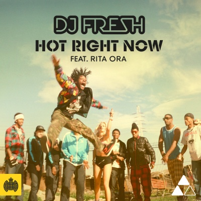 Rita Ora - Hot Right Now (Single)