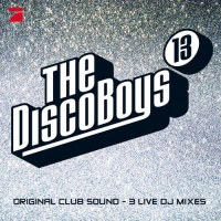 The Disco Boys - The Disco Boys Vol.13 (Compilation)