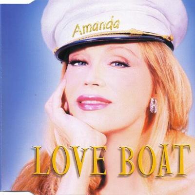 Amanda Lear - Love Boat (Single)