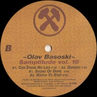 Olav Basoski - Samplitude Vol. 10 (Album)