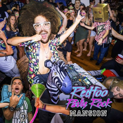 Red Foo - Party Rock Mansion (Album)