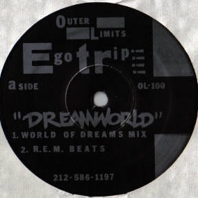 Roger Sanchez - Dreamworld