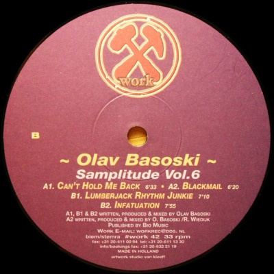 Olav Basoski - Samplitude Vol. 6 (Album)